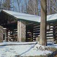 Clear Creek State Park Campground