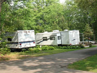 Keen Lake Camping & Cottage Resort