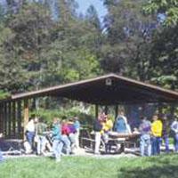 Pine Grove Furnace Campground