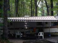 Poe Valley Campground