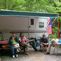 Worlds End Campground