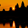 1hrs Sunrise At Angkok Wat By Car/Van/Coach
