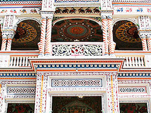2 Days Private Havelis Tour of Mansions Mandawa and Nawalgarh from Jaipur with Local Expert Guide Photos