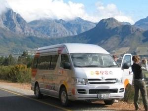 Budget Cape Town 3 Day Tour Photos
