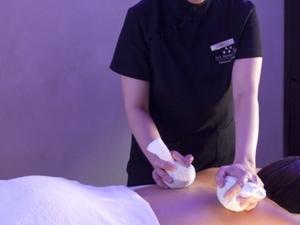 Back, Neck and Shoulder Massage Fotos