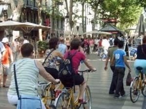 BARCELONA CAMP NOU BIKE TOUR Photos