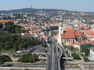 Bratislava From Vienna by Bus With Coffee And Cake Photos