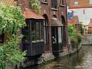 Brugge in Belgium - by bus - BR Photos