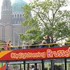 Brussels tourist bus