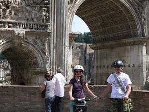 Caesar Segway Tour Rome(Morning) Photos