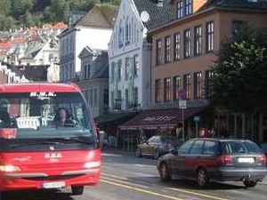 City Sightseeing Bergen Photos