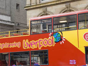 City Sightseeing Liverpool hop on hop off tour Photos