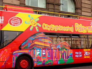 City Sightseeing Palermo hop on hop off tour Photos