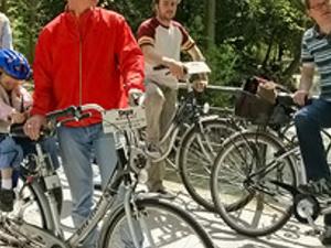Citytour by bike Photos