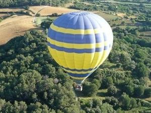 Discovery hot air balloon ride Photos