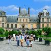 Fontainebleau Castle - by bus - F