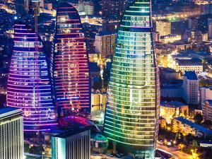 For VIP Persons Baku Nights Photos