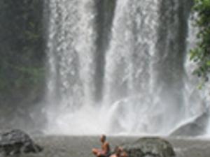 Full Day Trekking To Waterfalls And Angkor Era Sites In Phnom Kulen National Park Photos