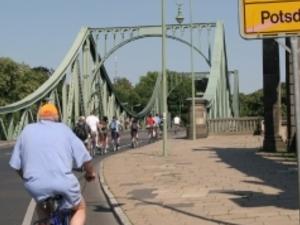 Gardens & Palaces of Potsdam Bike Tour Photos