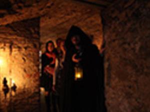 Ghostly Underground Photos