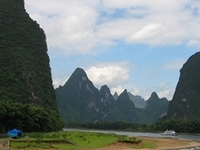 Guilin Li River Cruise and Yangshuo Tour