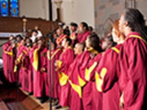 Harlem Gospel Tour Wednesday Photos