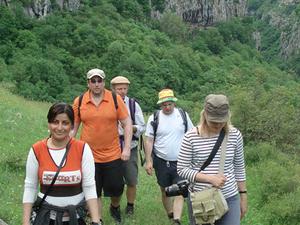 Hiking Tour in Armenia Photos
