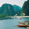 Hoa Lu - Tam Coc one day (Halong Bay on land)