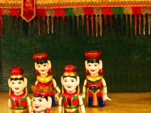 Ho Chi Minh City By Night - Vietnamese Water Puppets & Buffet Dinner Photos