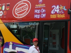 Hop on Hop off (Red route) Photos