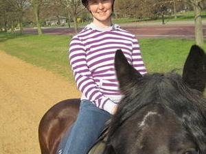 Horse Riding in Hyde Park Photos