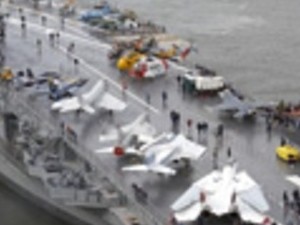 Intrepid Sea, Air and Space Museum Photos