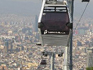 Montjuïc Cable Car Photos