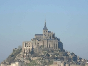 Mont Saint Michel Tour Photos
