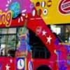 Oban tourist bus