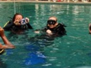 PADI Open Water Diver Certification in Costa Rica Photos