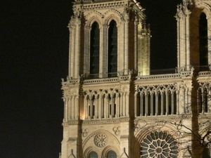 Paris by night + river Seine cruise Photos