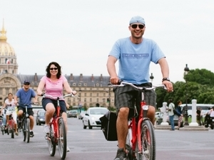Paris in 1 Day Bike Guided Tour Photos