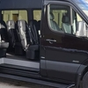 Private Arrival Transfer: Brussels Charleroi Airport to Antwerp Hotels
