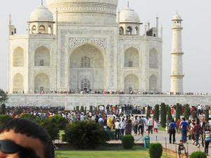 Private TajMahal  (Agra) day Trip from New Delhi Photos