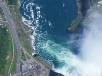 Private Tour: Niagara Falls Honeymoon Helicopter Flight