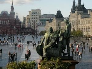 Red Square & Kremlin Photos