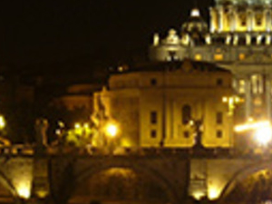 Rome by night with dinner in Trastevere Photos