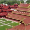 Sagaing , Ava and Amapura