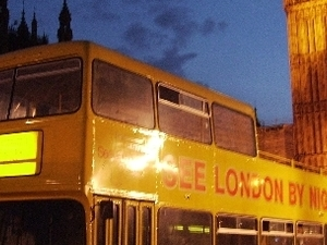 See London By Night Bus Tour Photos