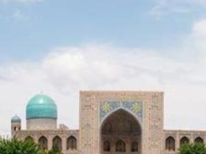 Sightseeing in Samarkand Photos