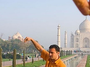 Tajmahal tour Photos
