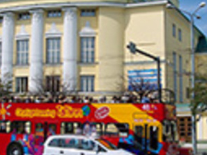 Tallinn tourist bus Photos