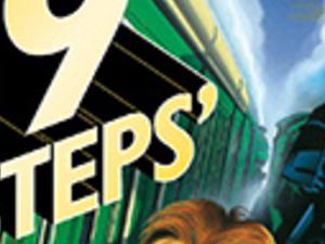 The 39 Steps Musical Photos