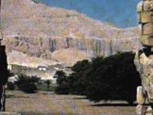 Thebes varios tombs & funerary Temples Photos